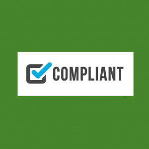 compliancy notice icon
